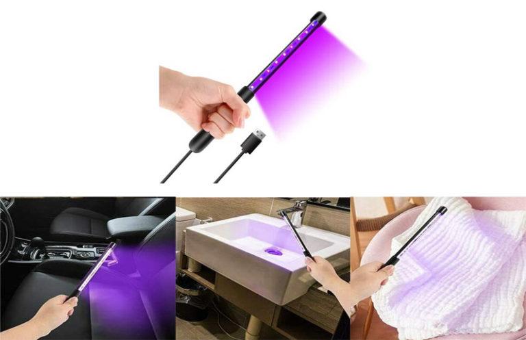 Lámpara Ultravioleta de Desinfección