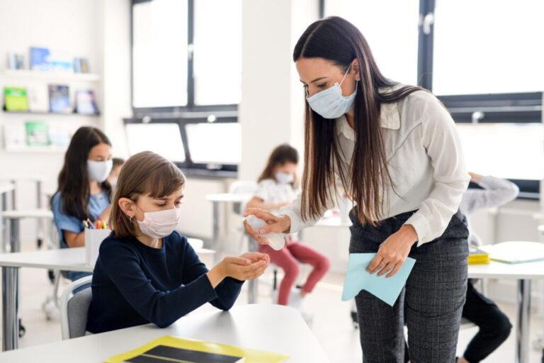desinfeccion y sanitizacion de escuelas en cancun